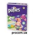 Подгузники PUFIES 3 (4-9кг)