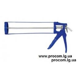 Пистолет для герметика В19 скелетный 50043 Дер Мастер Профи