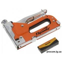 Степлер мебельный SPARTA метал. для скоб 6-14мм