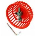 Сверло с защитой круговое для плитки Дер Мастер 50252