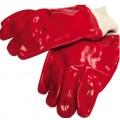 Перчатки красные масло-бензост.