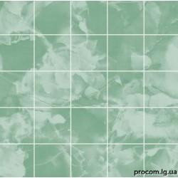 МДФ панель влаг. Малахит  1,22*2,44м*3мм