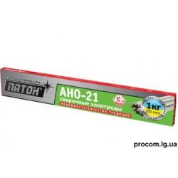 Электроды АНО-21 3мм 1кг Патон