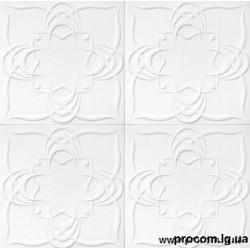 Плитка потолочная Солид 2055 (50*50 см)