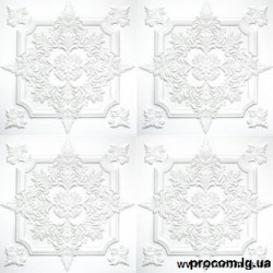 Плитка потолочная Солид 2056 (50*50 см)