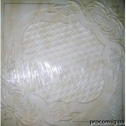 Плитка потолочная Солид 2067 Агат бежевый (50*50 см)