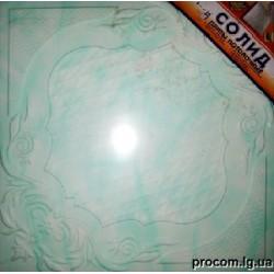 Плитка потолочная Солид 2067 Агат изумрудный (50*50 см)