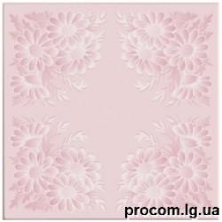 Плитка потолочная Солид 516 малиновый (50*50 см)