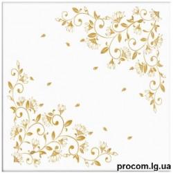Плитка потолочная Солид 517 золото (50*50 см)
