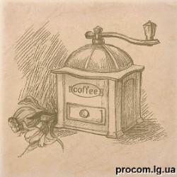 Декор Имола COFFE 10*10