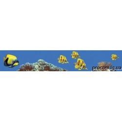 Фриз Моно Fish 40*7