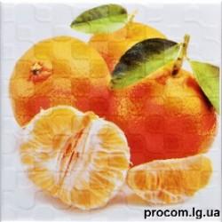 Декор Орли Orange 2 W (20*20) см