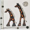 Декор Треви Giraf W (20*20) см