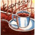 Декор Парма Espresso W 10*10