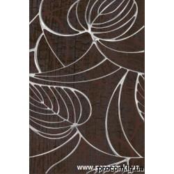 Декор Мелия 3ДП 20*30 коричневый
