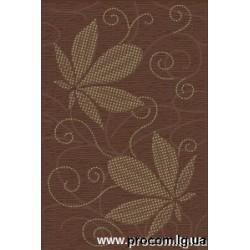 Декор Непал 3ДТ 20*30 коричневый