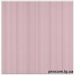 Плитка для пола Опера 33*33 розовый