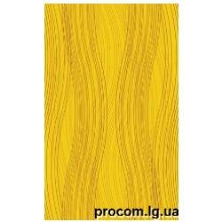 Плитка облицовочная Апрель 25*40 желтый (м.кв.)