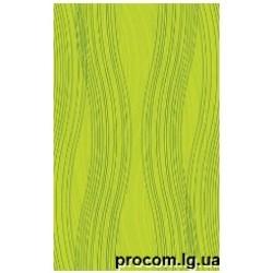 Плитка облицовочная Апрель 25*40 зелёный (м.кв.)