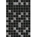 Плитка Алжир черная 02 низ 20*30
