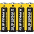 Батарейка SUPERMAX солевая R03