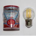 Лампа RH LED Filament шар 6w E27 4000К HN-265040