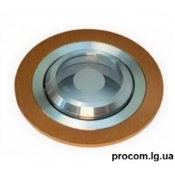 Светильник точечный НDL16145R MR16 12V золото Delux