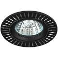 Светильник точечный ЭРА KL30 AL/BK алюм/черн/сереб MR16