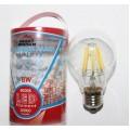 Лампа RH LED Filament А60 8w E27 4000K HN-261020