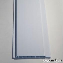 Панель ПВХ (100мм*6м) Успенка снег