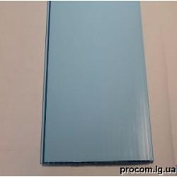 Панель ПВХ (200мм*6м) Успенка голубая