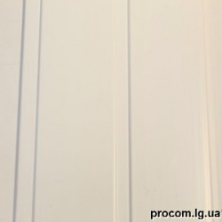 Панель ПВХ (200мм*6м) Успенка песок 2-х секционная