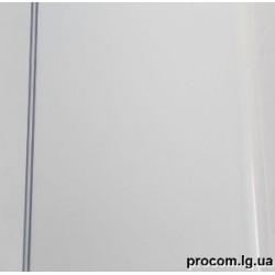 Панель ПВХ (250мм*6м) Успенка белый лак
