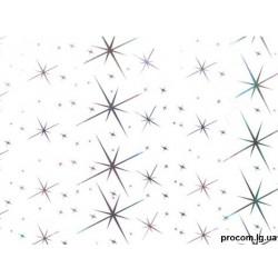 Панель (6*0,25) Рико Галактика белая
