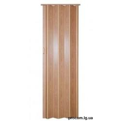 Дверь складная Модерн Дуб сайгон