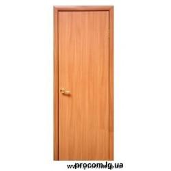 Дверь МДФ ламинированная ольха