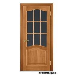 Дверь шпон Модель 03 (60) под стекло