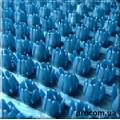 Дорожка щетинистая Бристлекс 0,9м металлик синий 72 АКЦИЯ! Скидка 20%