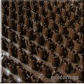 Дорожка щетинистая Бристлекс 0,9м темно коричневый 37 АКЦИЯ! Скидка 20%