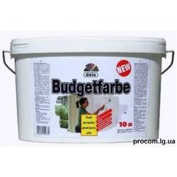 Краска водоэмульсионная Budgetfarbe DUFA (Германия)