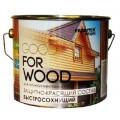 Лак защитно-крас. для древесины 0,9л FARBITEX