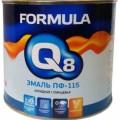 Эмаль ПФ-115 Формула Q8 1,9 кг