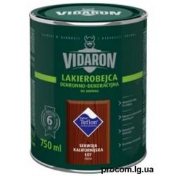 Лак для дерева цветной Видарон 0,75 л