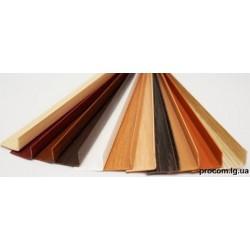 Уголок защитный / арочный пластиковый цветной 20*20 (2,7 м; 2,5 м)