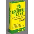 Смесь для выравнивания полов TOILER TL 114