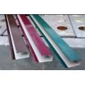 Планка для профнастила цветная 0,45мм (2м)