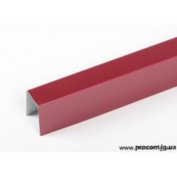 Планка для профнастила цветная (2м)