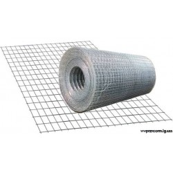 Сетка кладочная 2*0,5м (ячейка 100мм*100мм)