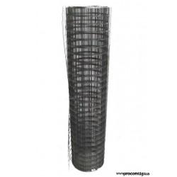 Сетка сварная оцинкованная 1м х 30м (1,4*25*25 мм)