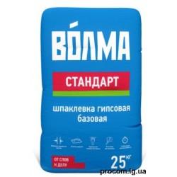 Шпатлевка гипсовая ВОЛМА-СТАНДАРТ финиш 25кг